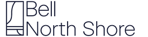 Bell North Shore updated logo