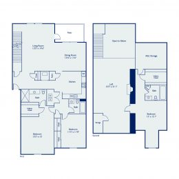 Bell North Shore C3A Floor Plan